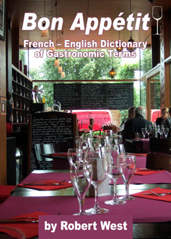 Bon Appetit French menu reader PROMO 3 euros