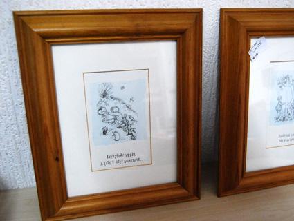 Winnie the Pooh limited edition Print 2 - 15 euros