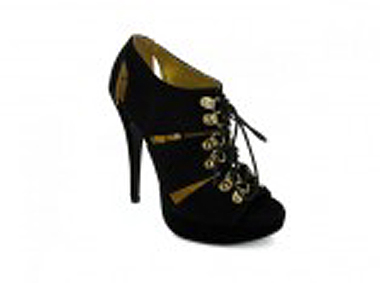 "NEW ""Kelsey"" Black suede shoe - 20 euros"